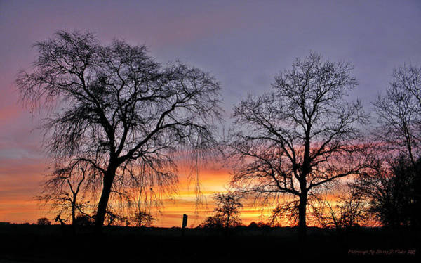 Photograph - Sacramento Sunset by Sherry Flaker