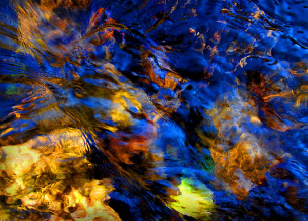 Photograph - Sacred Art Of Water 4 by Peter Cutler