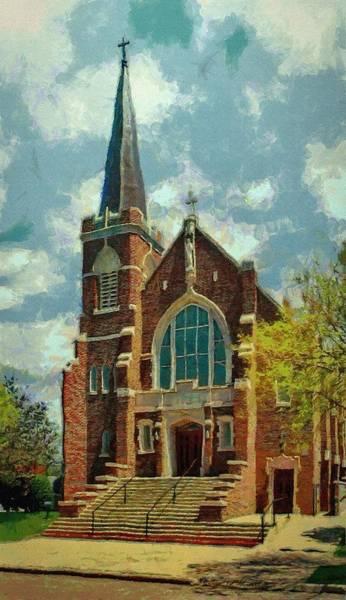 Painting - Sacred Heart by Jeffrey Kolker