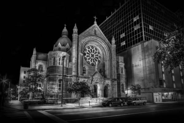 Catholic Church Photograph - Sacred Heart by Marvin Spates