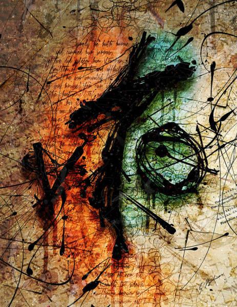 Crucifixion Digital Art - Sacrifice by Gary Bodnar