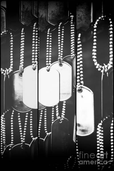 Photograph - Sacrifice Panels by John Rizzuto