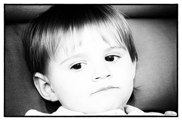 Photograph - Sad Eyes by Diana Haronis