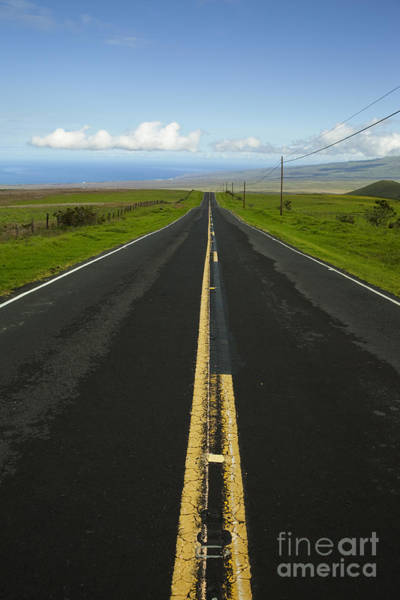 Photograph - Saddle Road - Hawaii by Charmian Vistaunet