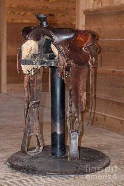 Liane Photograph - Saddle Up by Liane Wright
