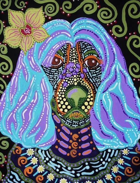 Painting - Sadie by Kelly Nicodemus-Miller