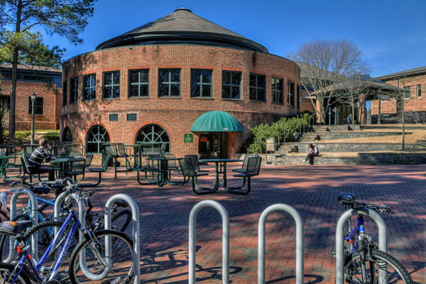 Photograph - Sadler Center At William And Mary College by Jerry Gammon