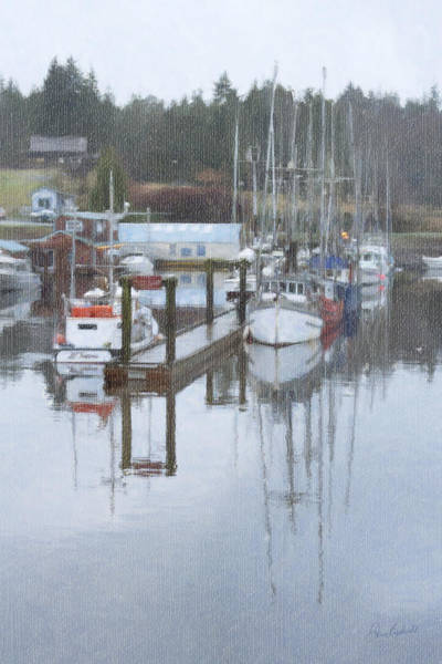 Photograph - Safe Harbour by David Brookwell