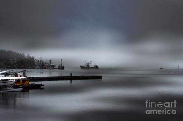 Vancouver Mixed Media - Safe Haven by Gail Bridger