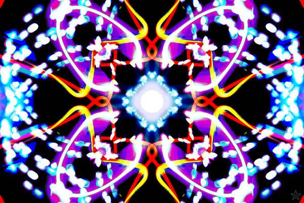 Saffron Digital Art - Saffron by KAndYSTaR