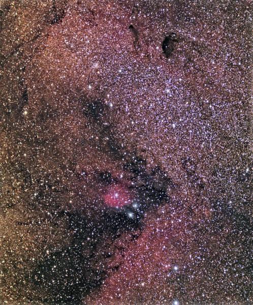 Sagittarius Star Cloud Art Print