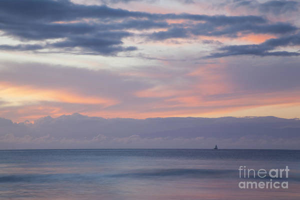 Photograph - Sail Into The Sunset by Charmian Vistaunet