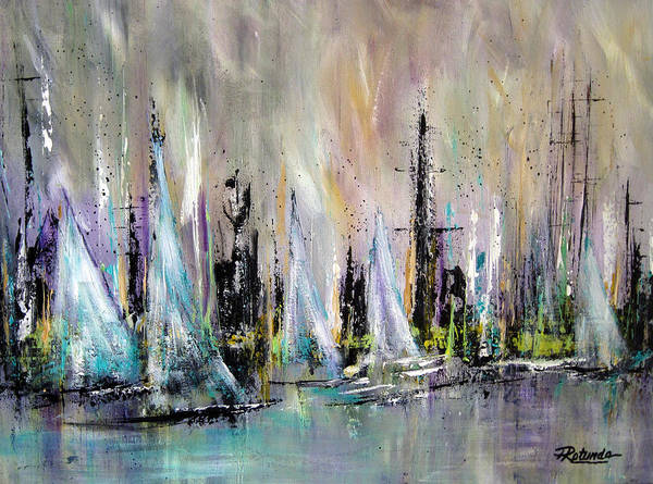 Painting - Sail by Roberta Rotunda