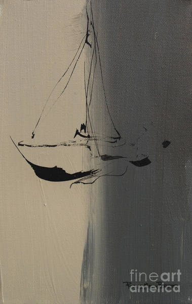 Painting - Sail by Robin Maria Pedrero