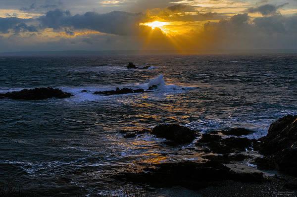 Wall Art - Photograph - Sail Rock Sunrise by Marty Saccone