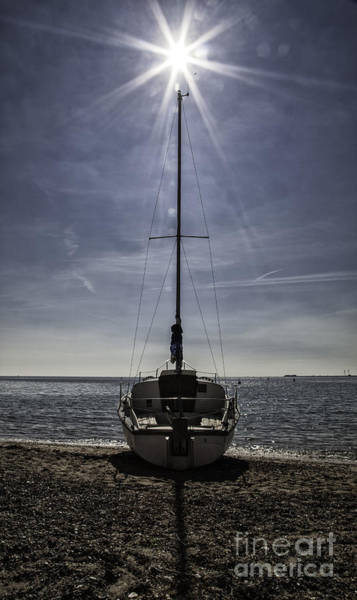 Wall Art - Photograph - Sail To The Sun by Nigel Jones