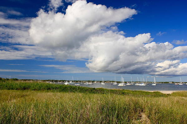 Photograph - Sailboat Days by Amazing Jules