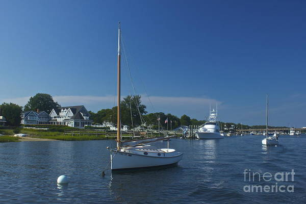 Photograph - Sailboat Ride by Amazing Jules