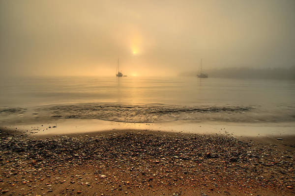 Canon Eos 6d Photograph - Sailboats In Tee Harbour by Jakub Sisak
