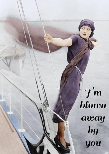 Wall Art - Photograph - Sailing Away On A Summer Breeze by Everett