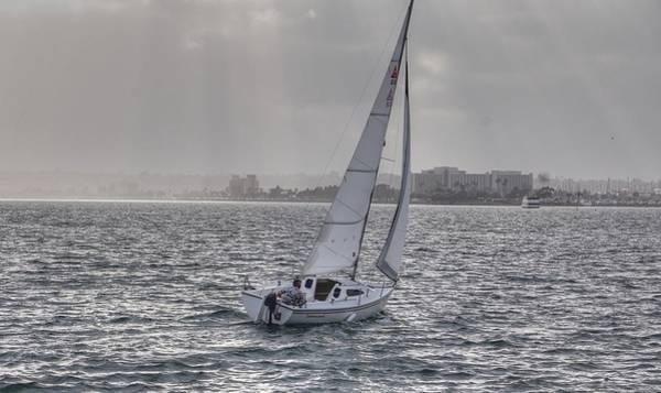 Photograph - Sailing Bliss  by Bill Hamilton