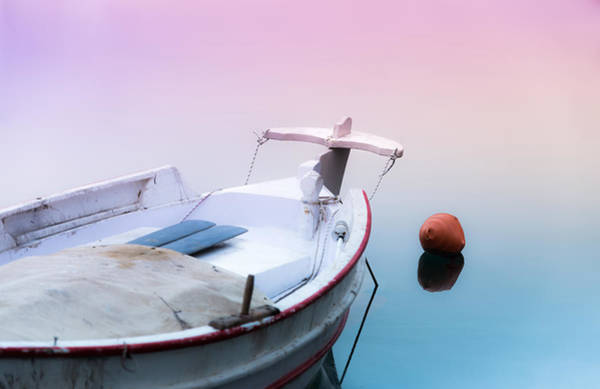 Photograph - Sailing In A Sea Of Colors  by Sotiris Filippou