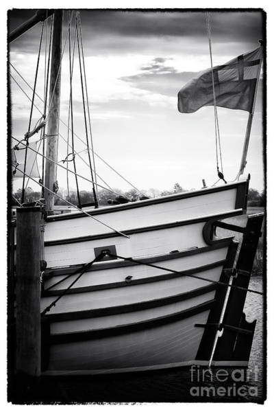 Photograph - Sailing Ship by John Rizzuto