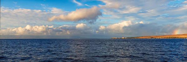 Photograph - Sailing To Lahaina by Lars Lentz
