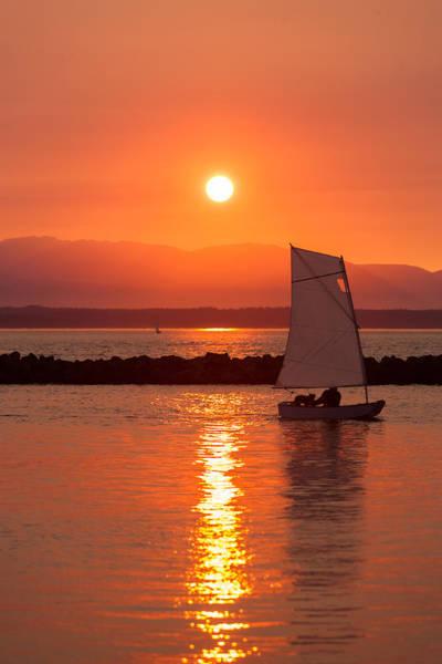 Photograph - Sailors Solitude 2 by Scott Campbell
