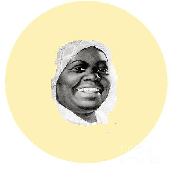Nfs Photograph - Saint Aunt Jemima's Image On A Pancake   Artist's Recreation by Jim Williams