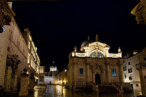 Photograph - Saint Blaise Church - Dubrovnik by Stuart Litoff