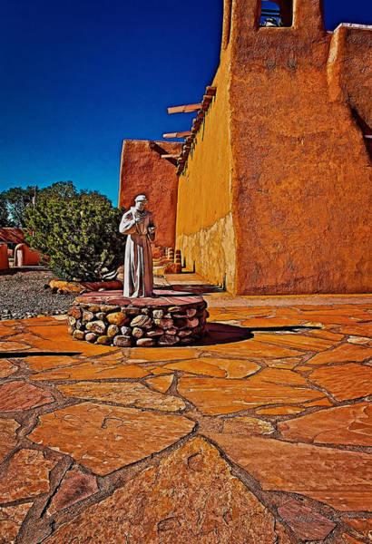 Photograph - Saint Francis by Charles Muhle