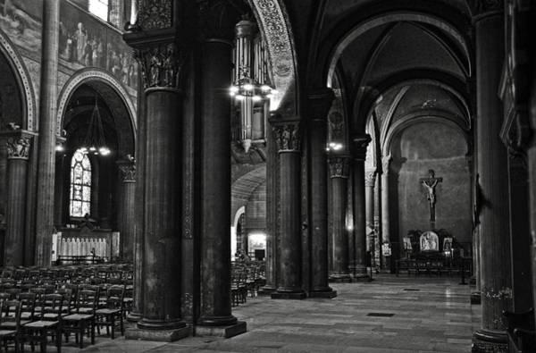 Photograph - Saint Germain Des Pres - Paris by RicardMN Photography