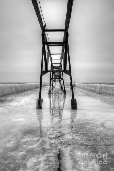 Joseph Photograph - Saint Joseph Michigan Pier by Twenty Two North Photography