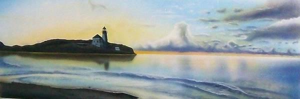 Saint Lucia Painting - Saint Lucia Island by Gary Reising