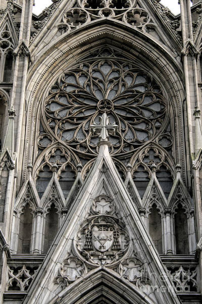 Photograph - Saint Patrick's Cathedral by Richard Lynch