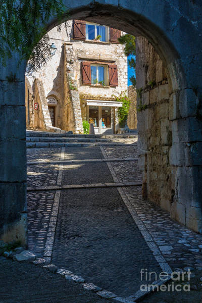 Photograph - Saint Paul Entrance by Inge Johnsson