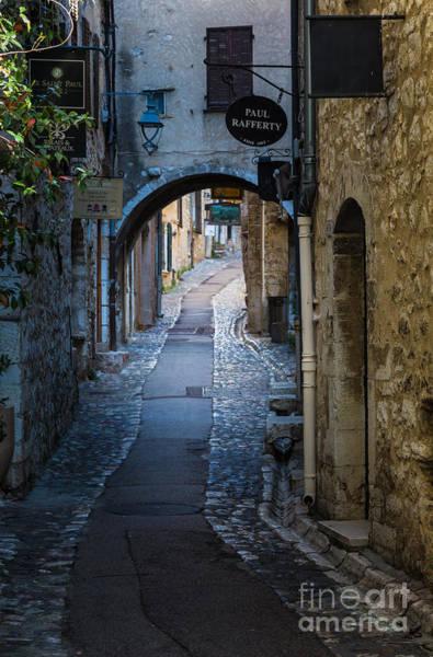 Photograph - Saint Paul Rue Grande by Inge Johnsson