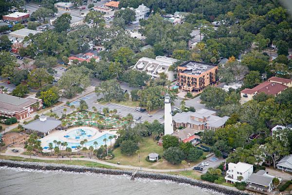 Jekyll Island Photograph - Saint Simons by Betsy Knapp