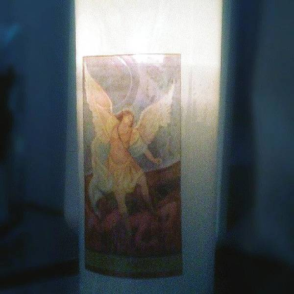 Wall Art - Photograph - #saints #michael The #archangel by Keikei Kelly