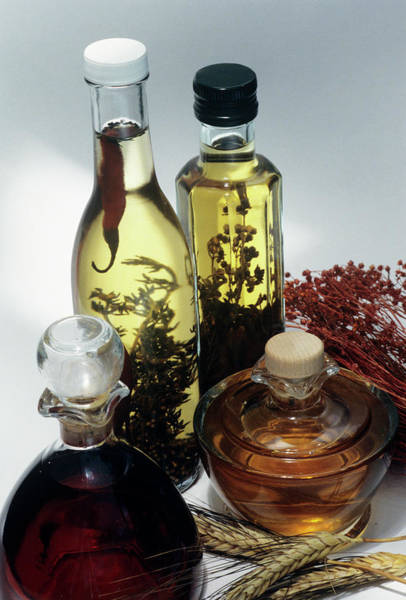 Salad Dressing Photograph - Salad Dressings by Sally Mccrae Kuyper/science Photo Library