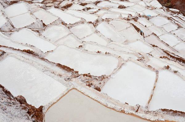 Salt Pond Photograph - Salinas De Maras by Marko Stavric Photography