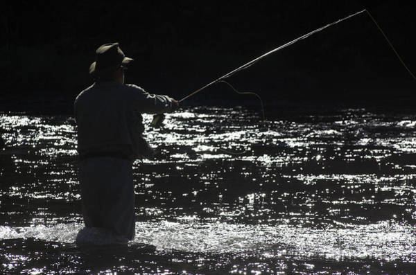 Angling Photograph - Salmon Fishing On The River Cascapedia by Colin Woods