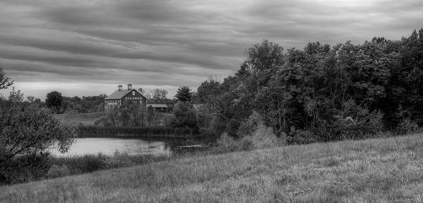 Photograph - Salomon Farm In The Fall by Michael Colgate