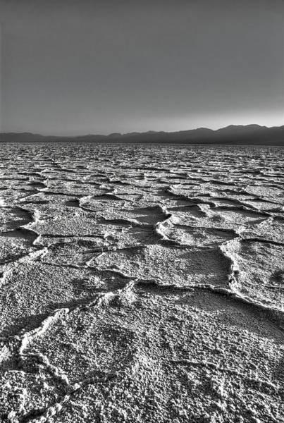 Photograph - Salt Pan by David Andersen