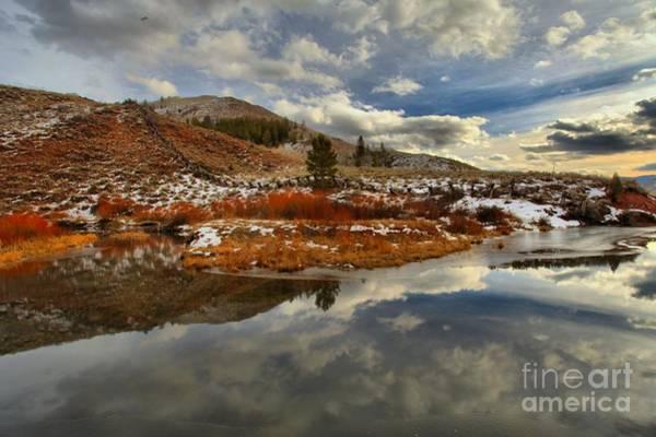 Nfs Photograph - Salt River Landscape by Adam Jewell