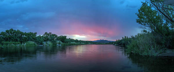 Photograph - Salt River Sunrise by Tam Ryan