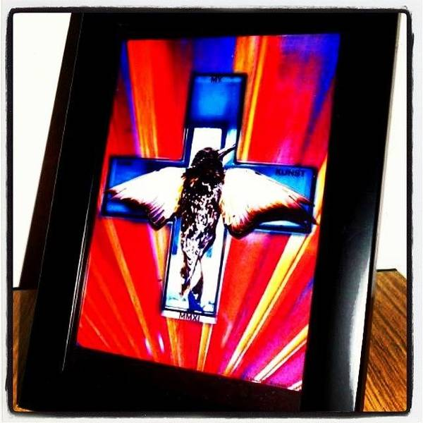 Salvation Wall Art - Photograph - Salvation 6x4 Framed Print From by Kiss My Kunst