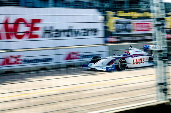 Racing Shell Photograph - Sam Schmidt Motorsports by David Morefield