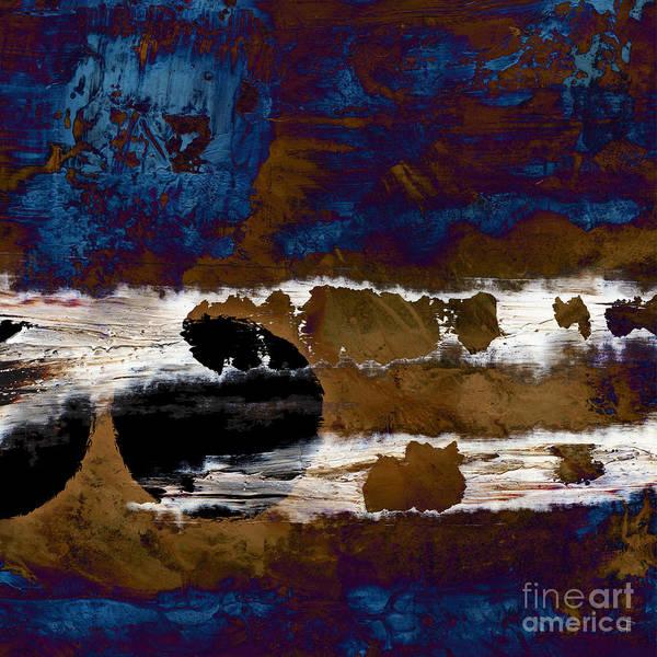 Acrilic Painting - Samhain II. Winter Approaching by Paul Davenport